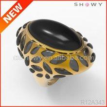 2012 enamel fashion jewelry ring design