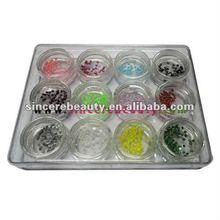 Professional nail art sticer,caviar nail art