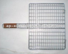 small barbecue bbq grill grid