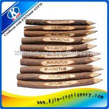 cheap ballpoint pen wooden tree trunk ballpoint pen,wooden promotional ball pen