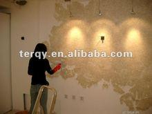 New decorative hand-made wall coating
