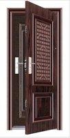 Steel compound door (CF-C001)