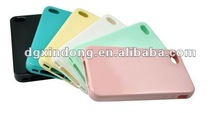 2012 fashion silicon phone case fit iphone 4 and 4s