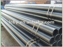 SCH40 API 5L ASME A106/A53/A105 seamless carbon steel pipe & tube