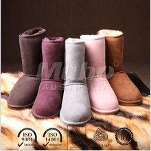 GX1002 Hot Australia Merino Winter Snow sheepskin boot