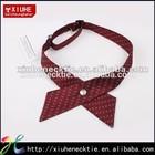 100% mens silk cross tie