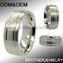 2012 boy Fashionable jewelry titanium puzzle ring