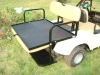 Golf cart flip flop seat kit for E-Z-G0