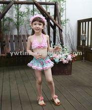 2012 fashion Design Baby Girls' Swimsuits/ Swimwear