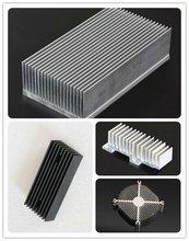 High power led aluminum extrusion heat sink