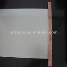 N200 99.5% nickel plate ASTM B162