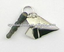 metal earphone jack accessory,various designs,OEM service,good quality,pass SGS factory audit