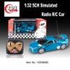 1:32 5CH Simulated Radio R/C Car-4 Asst.