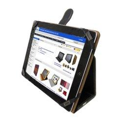 New Arrival 2013 PU Leather case, hot sale belt clip case for ipad mini