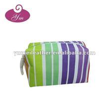 2012 hot sale colorful colors canvas pen bag