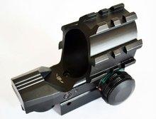 FT-12T Multi-Reticle Sight(Multi-Rail) Rifle Scope Red / Green Illuminated Red Dot