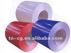 color coated steel coil / GI / PPGI / PPGL / galvanized iron / galvanized steel