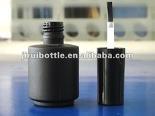 2012 new type black shading light nail polish glass bottle