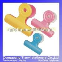 Color Binder clip unique binder clip fancy binder clip