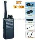 Hot-selling cb radio/handie talkie HYT TC-600 portable mobile radio