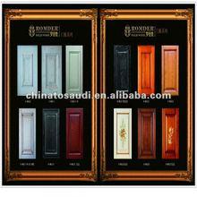 Modern solid wood kitchen cabinet color combinations kitchen cabinet kitchen cabinet roller