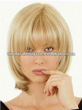 AAA hot sale high ponytail full lace wigs