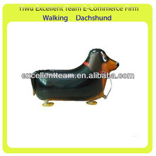 2012 new arrive Mylar walking pet balloon,walking animal balloon,walking dog balloon animal