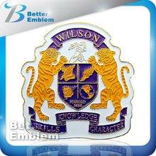 Metal Emblem Lions Club Lapel Pins