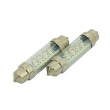 44mm 4 LED car LED Festoon Dome Bulb