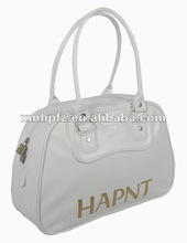 R 2012 waterproof pvc duffel bag leather