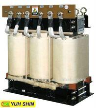 50~300KVA three-phase Dry auto transformer power transformer