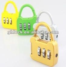 GH-8007 3 digital Coded Lock, Password Lock, Digital Lock