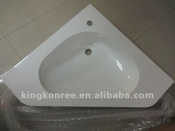 Triangle Sink : Stone Sink,Kitchen Triangle Sink Models - Buy Artificial Marble Sink ...
