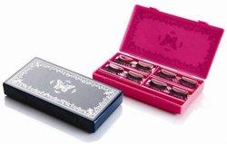 good quality plastic butterfly eyelash case(big)