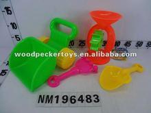 2012 new item kids beach toy set