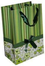apparel packaging paper bag