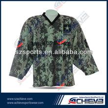 Fully sublimation printing custom hockey jersey supplying