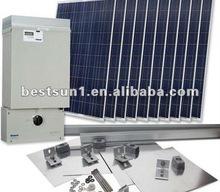 High efficiency BESTSUN polycrystalline solar panel 200W
