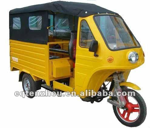 Passenger Tuk Tuk / Passenger Three Wheel Motorcycle