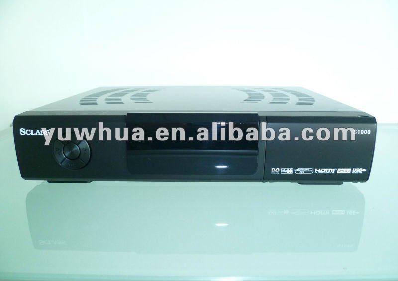 Az américa S1000 DVB-S2 HD decodificador para américa del sur