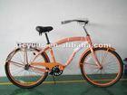"26"" Male beach cruiser bicycle/High qualtiy beach bicycle"