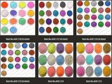 Nail art supplies glitter powder finger accessories laser powder gradient glitter set-AGP-112