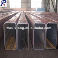 SHS steel/square steel pipe