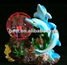blue dolphin magic ball