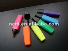 Mini fluorescent marker pens