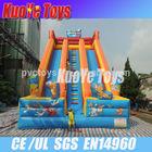 adult bouncy slides,adventure bounce slide inflatables,giant inflatable slide for sale