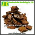 Fornecer a alta qualidade de casca de pinho p. E e. Com 95% opc