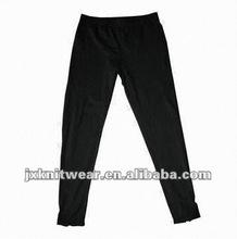 women cotton fleece skinny leg pants Trouser