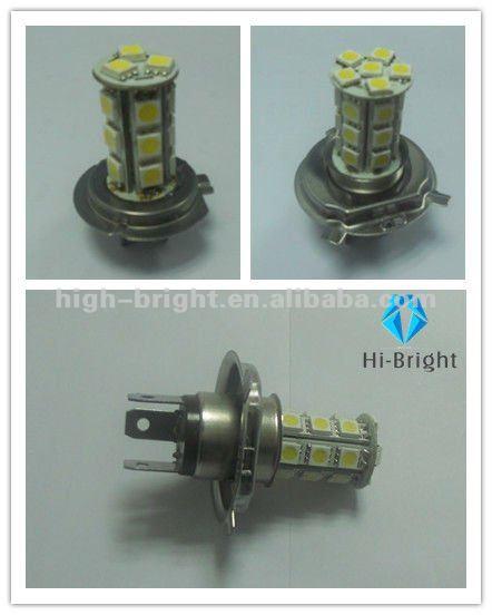 (fog-lamp H4) for car bulb 12V AUTO LED