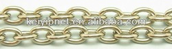 Decoration metal chain door curtain
